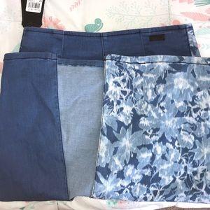 Guess Skirts - Guess denim midi skirt